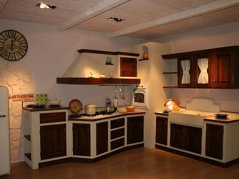 Cucina Lube Cucine Onelia borgo antico scontato del -58 %