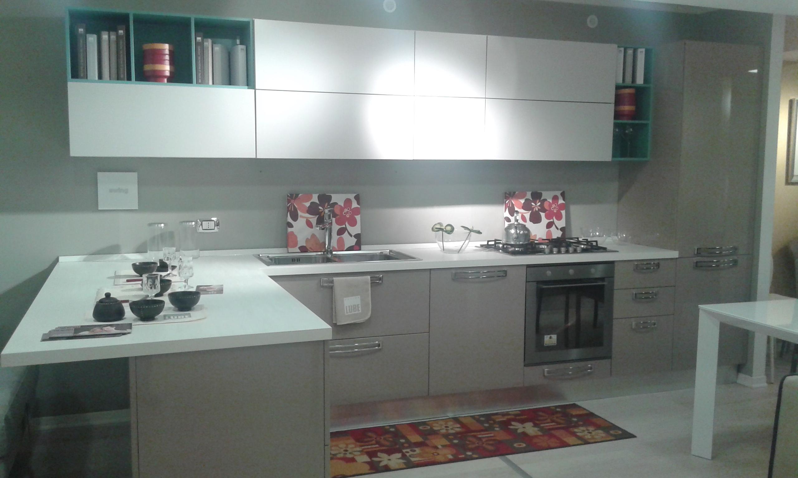 Cucina Lube Cucine Swing Scontato Del 53 Cucine A