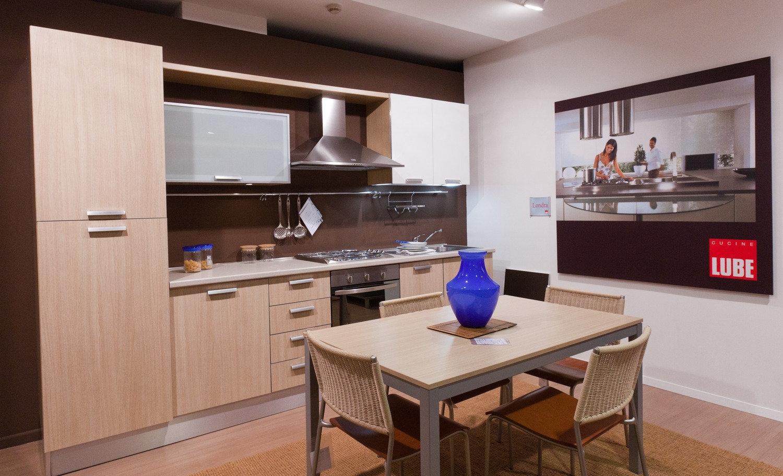 Beautiful Cucine In Muratura Lube Pictures - Ideas & Design 2017 ...