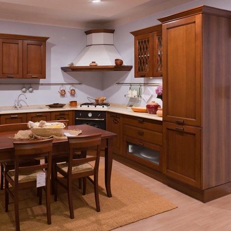 Cucina Scavolini Noce: Cucina in legno madeleine sito ufficiale scavolini.