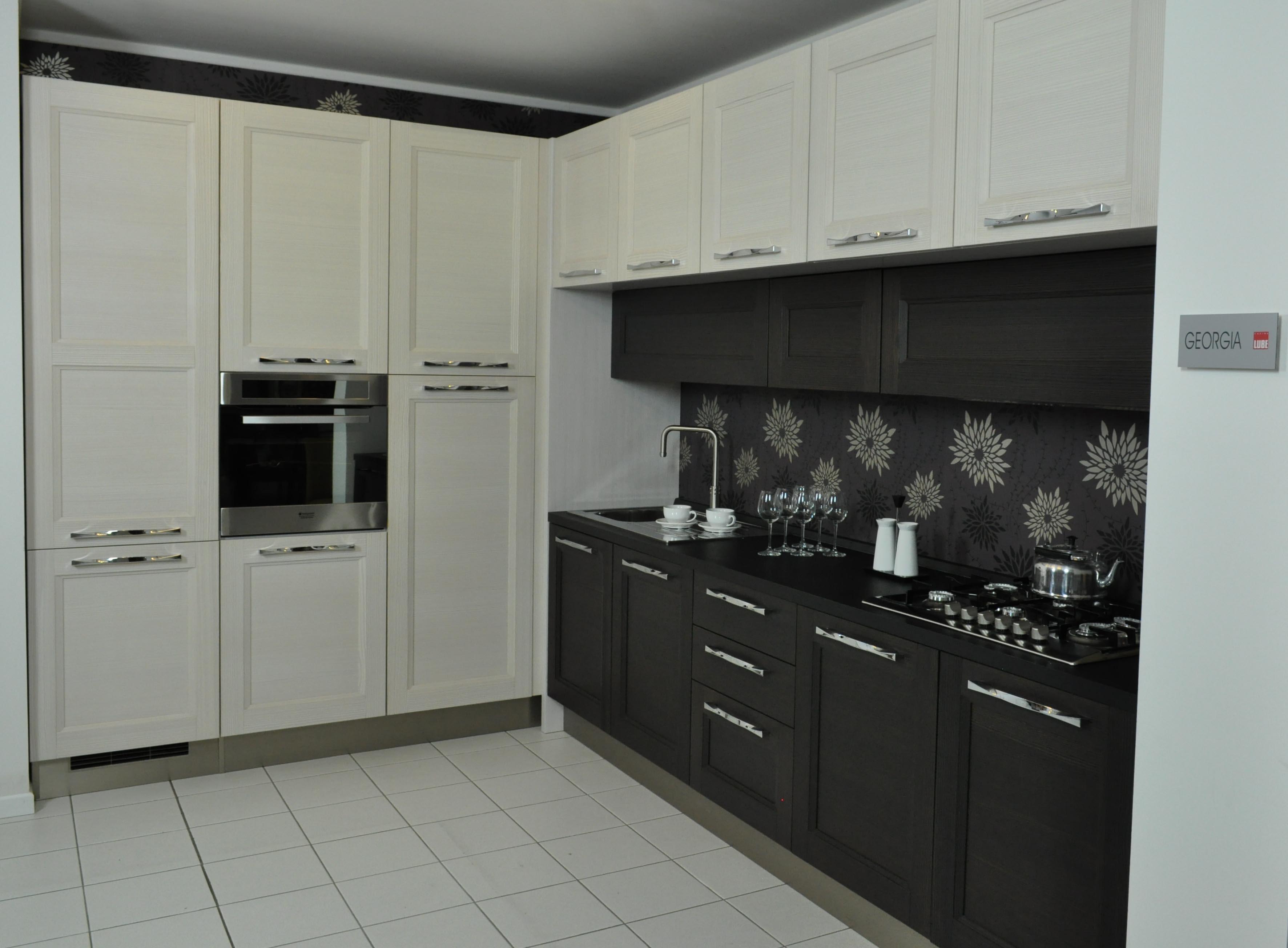 Cucina lube modello georgia completa di elettrodomestici e - Cucine lube prezzi forum ...