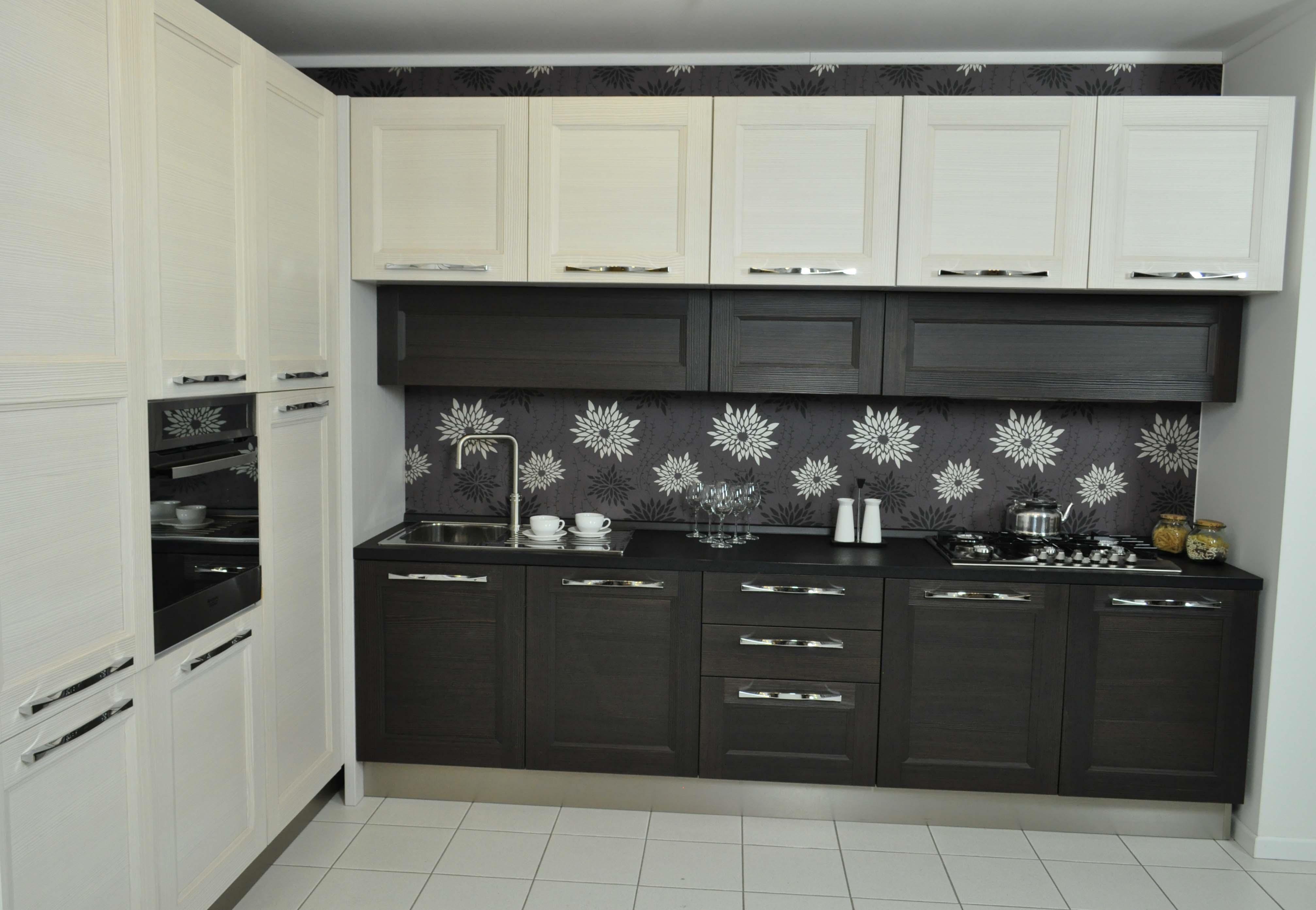 Cucina lube modello georgia completa di elettrodomestici e - Alta cucine opinioni ...
