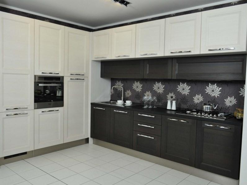 Cucina Lube modello Georgia completa di elettrodomestici e accessori