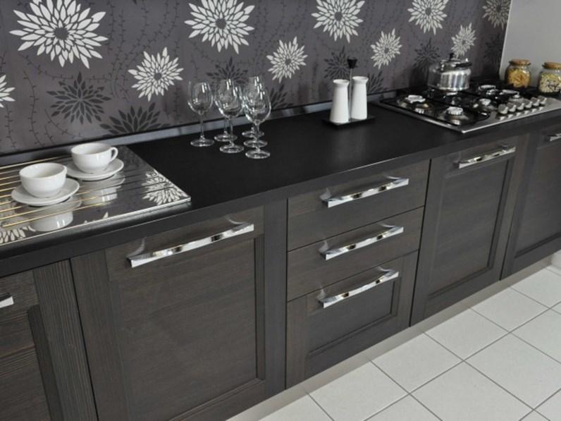 Cucina lube modello georgia completa di elettrodomestici e accessori - Disposizione elettrodomestici cucina ...