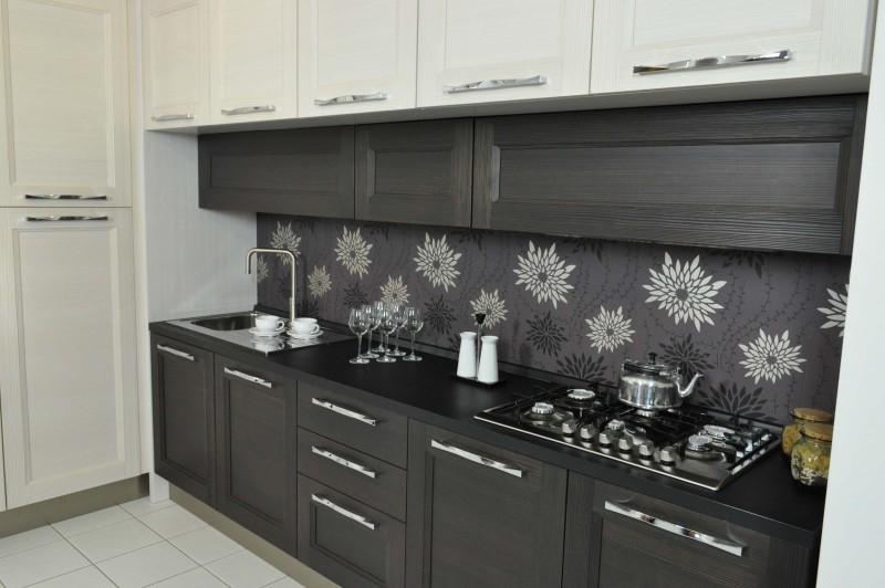 Cucina lube modello georgia completa di elettrodomestici e - Cucine foto e prezzi ...
