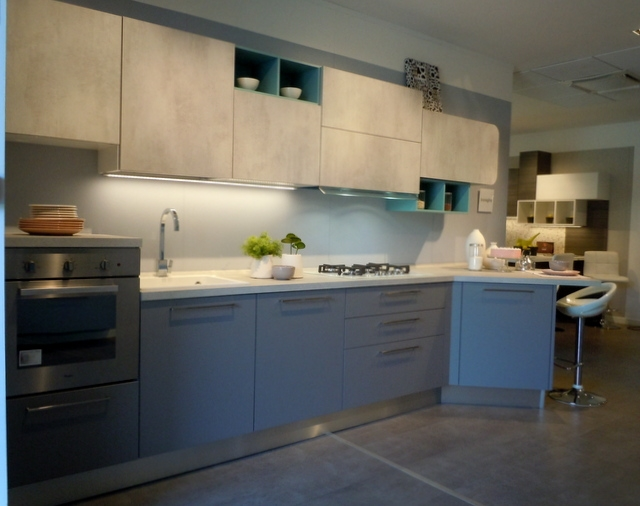 Offerte Cucine Lube ~ Idea Creativa Della Casa e Dell\'interior Design
