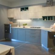 cucina esposta lube modello immagina grigio agata e cemento prezzo offerta sconto 40