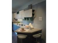 Cucina esposta Lube modello Immagina grigio Agata e cemento, prezzo ...