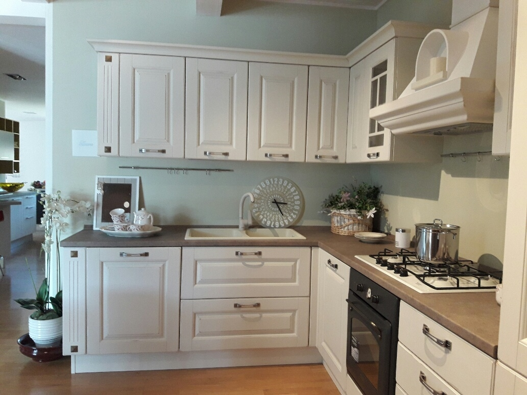 Cucina lube modello laura scontato del 46 cucine a - Cucina lube laura ...