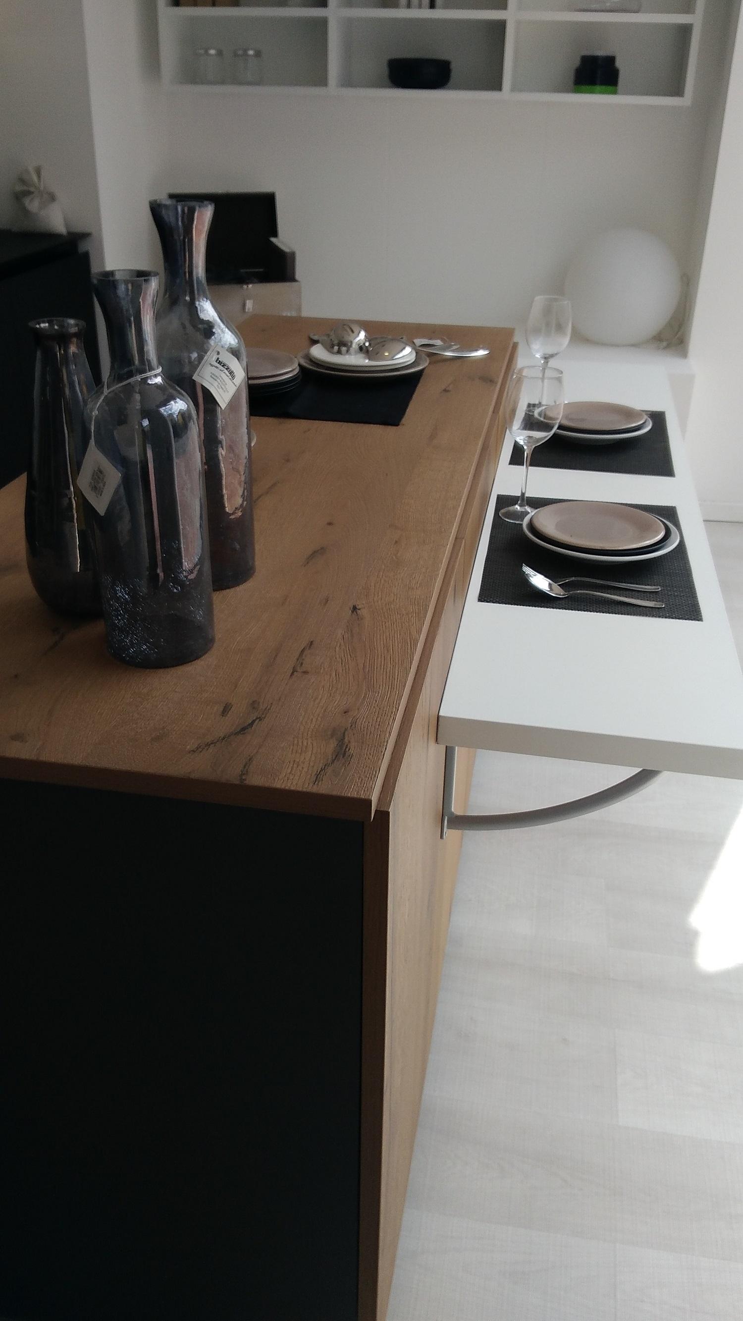 Cucina lube modello oltre cucine a prezzi scontati for Cucina oltre lube