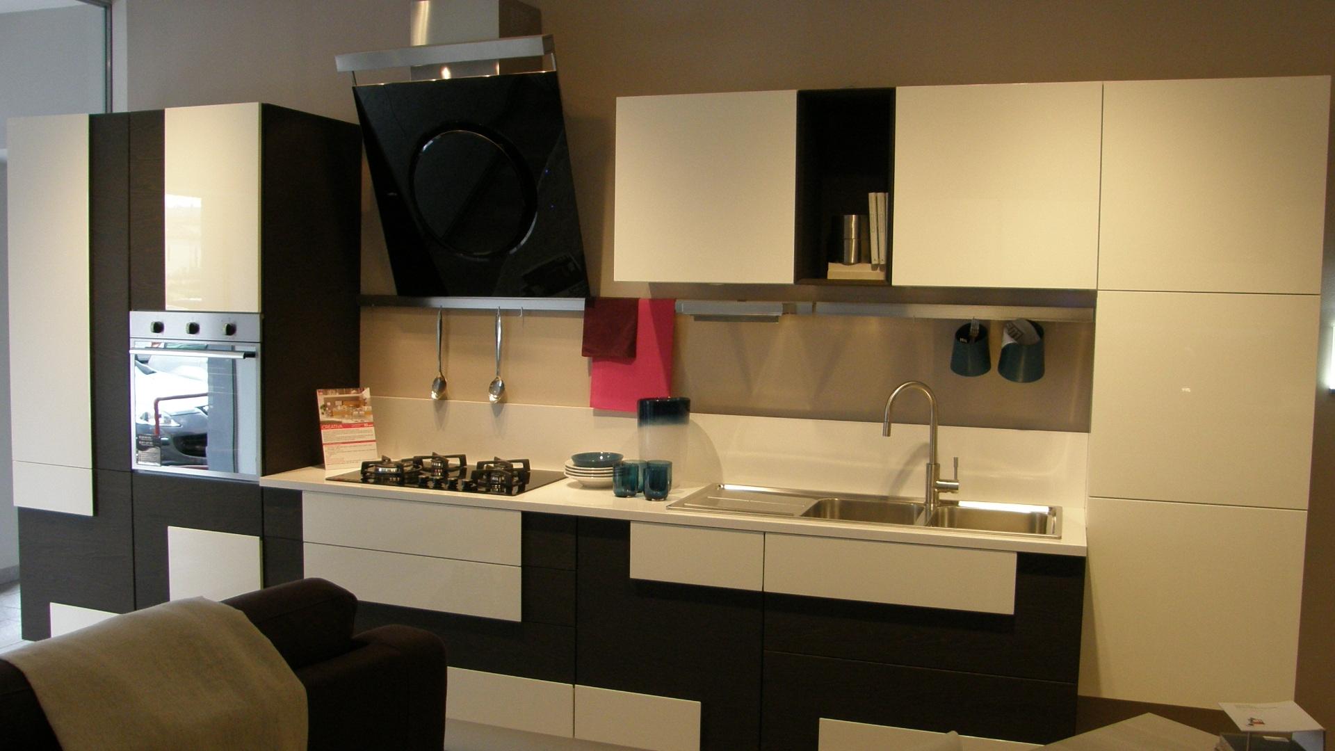 Awesome Cucina Lube Modello Alessia Photos - Home Interior Ideas ...