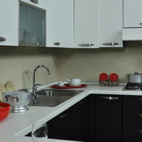 Cucine Ad Angolo Soluzioni Lavello Angolare Pictures to ...