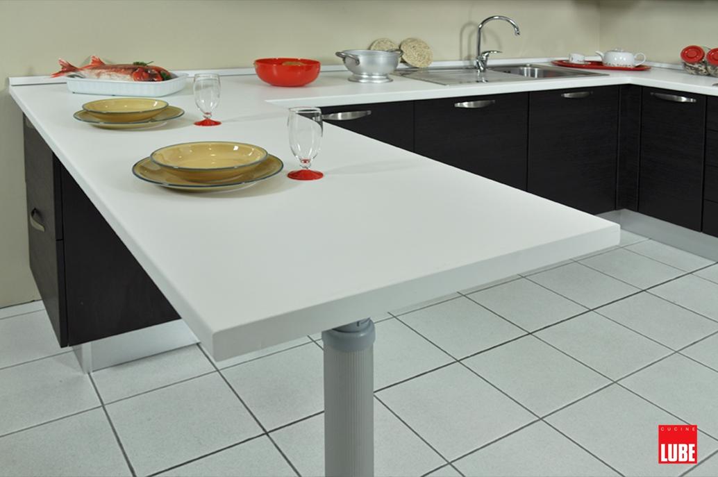 Stunning Cucina Lube Modello Noemi Prezzo Pictures - Ideas & Design ...