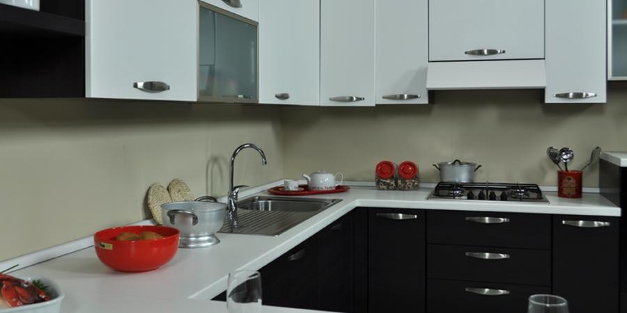 Cucine Moderne Con Gas Ad Angolo : Cucina lube noemi ad angolo con penisola prezzo occasione