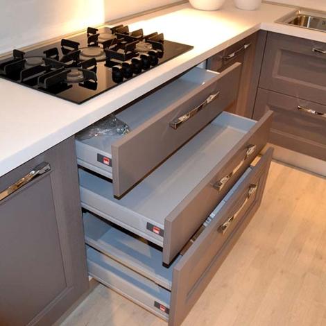 Cucina outlet 22472 cucine a prezzi scontati for Outlet arredamento vicenza