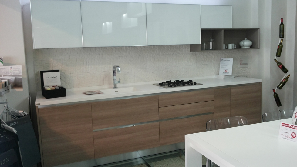 Cucine Lube Prezzi Outlet ~ Idea Creativa Della Casa e Dell\'interior ...