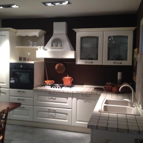 Cucina lube veronica scontata 50 classica legno massello cucine a prezzi scontati - Cucina lube classica ...