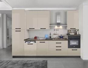 Cucina magnolia moderna lineare Cucina mod.ginevra di ciaocucine scontata del 30% Aran cucine