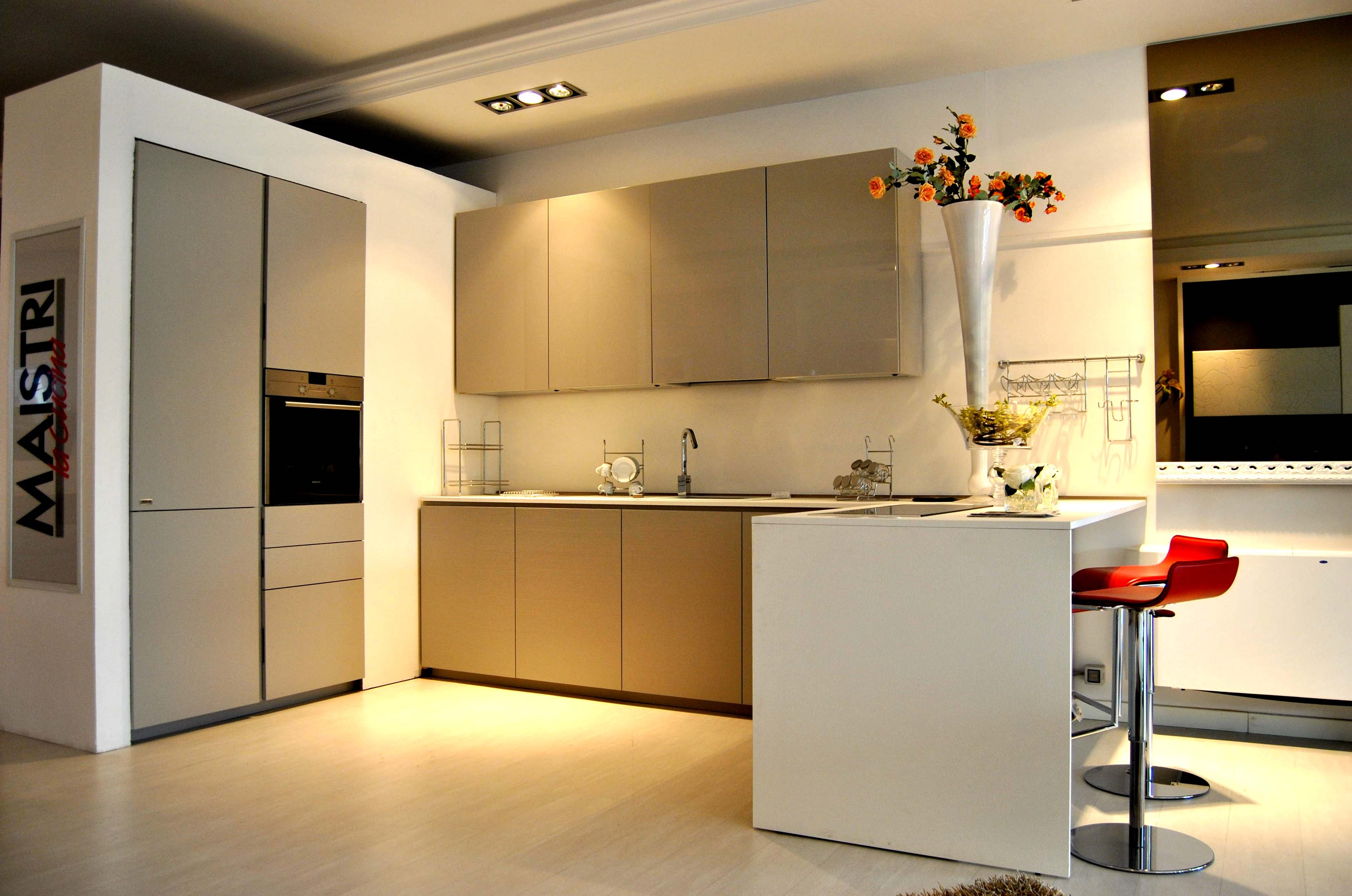 cucina maistri cucine viva scontato del -43 % - cucine a prezzi ... - Cucina Maistri