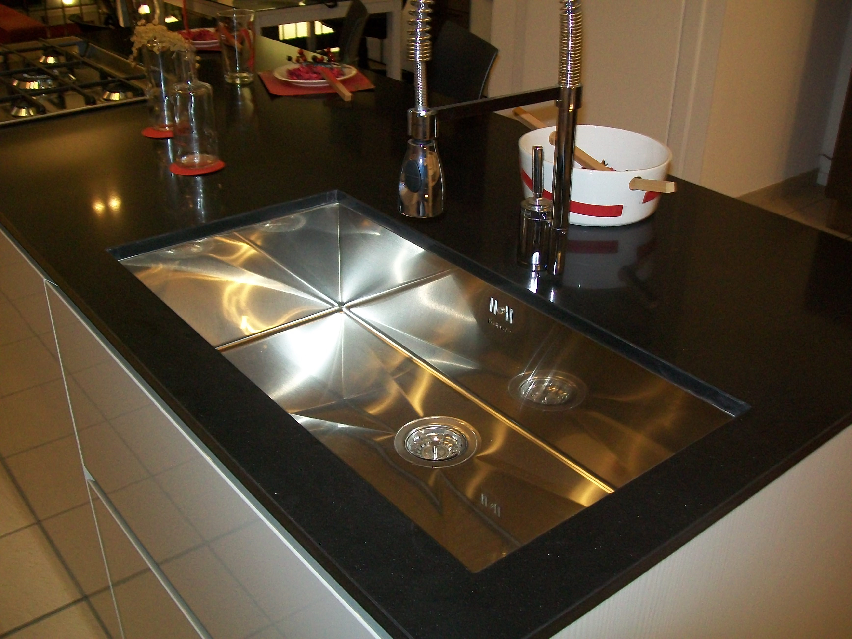 Top Cucina Inox. Cheap Stunning Top Cucina Acciaio Prezzi Pictures ...