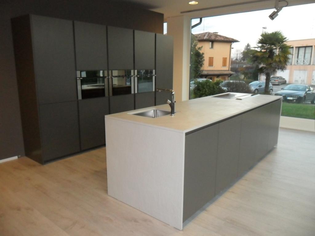 Cucina maistri viva6 laccata london gray cucine a prezzi - Cucina a induzione prezzi ...