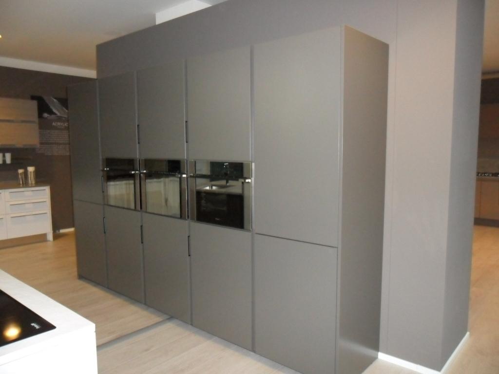cucina maistri viva6 laccata london gray - cucine a prezzi scontati - Cucina Maistri