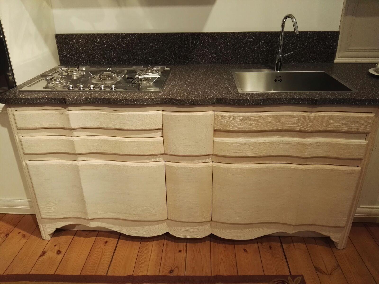 Cucina marchetti modello bordolese in legno massiccio - Blocco cucina ikea ...