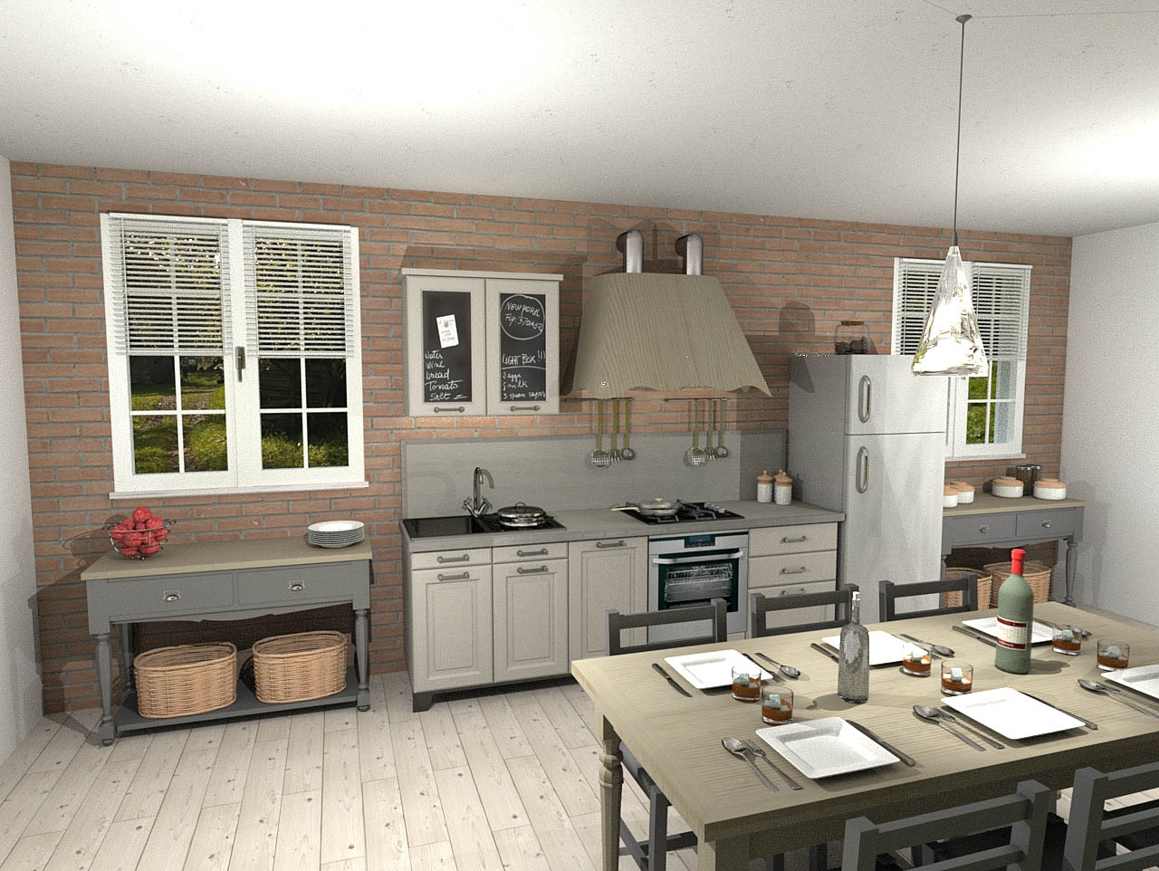 Emejing Marchi Group Cucine Prezzi Pictures - Marchi Group Cucine ...