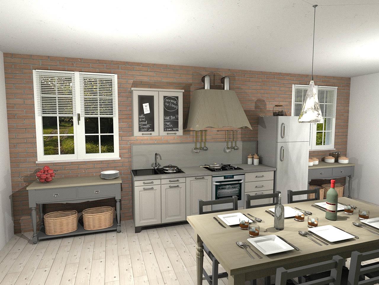 Cucine Americane Prezzi. Cucine Da Sogno Foto Attraente Cucine ...