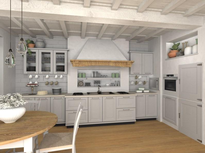 Cucina marchi nolita composizione 19 scontato del 45 - Marchi cucine outlet ...