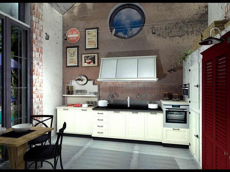 Cucina marchi kreola composizione 15 scontata del 55 - Marchi cucine outlet ...
