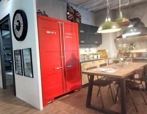 Cucina Marchi Lab old pine OFFERTA OUTLET