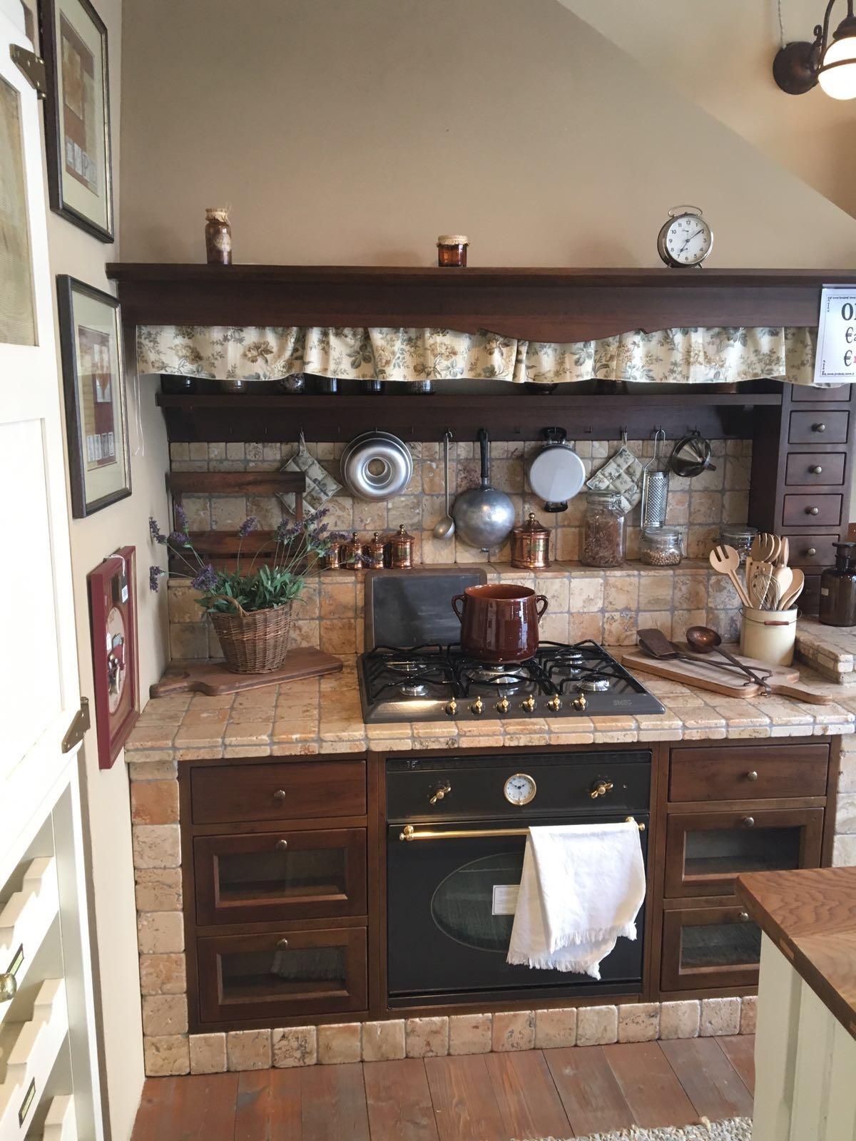 Cucina marchi mod doralice scontata del 60 cucine a - Marchi cucine outlet ...