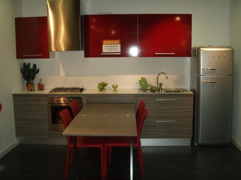 CUCINA MARINA FEBAL SCONTATA - Cucine a prezzi scontati