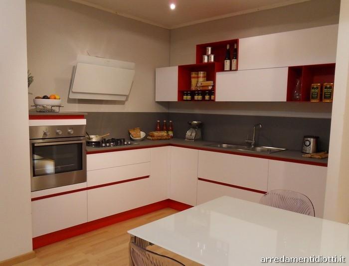 Cucine Componibili Prezzi Di Fabbrica. Simple Cucina Veronica A ...