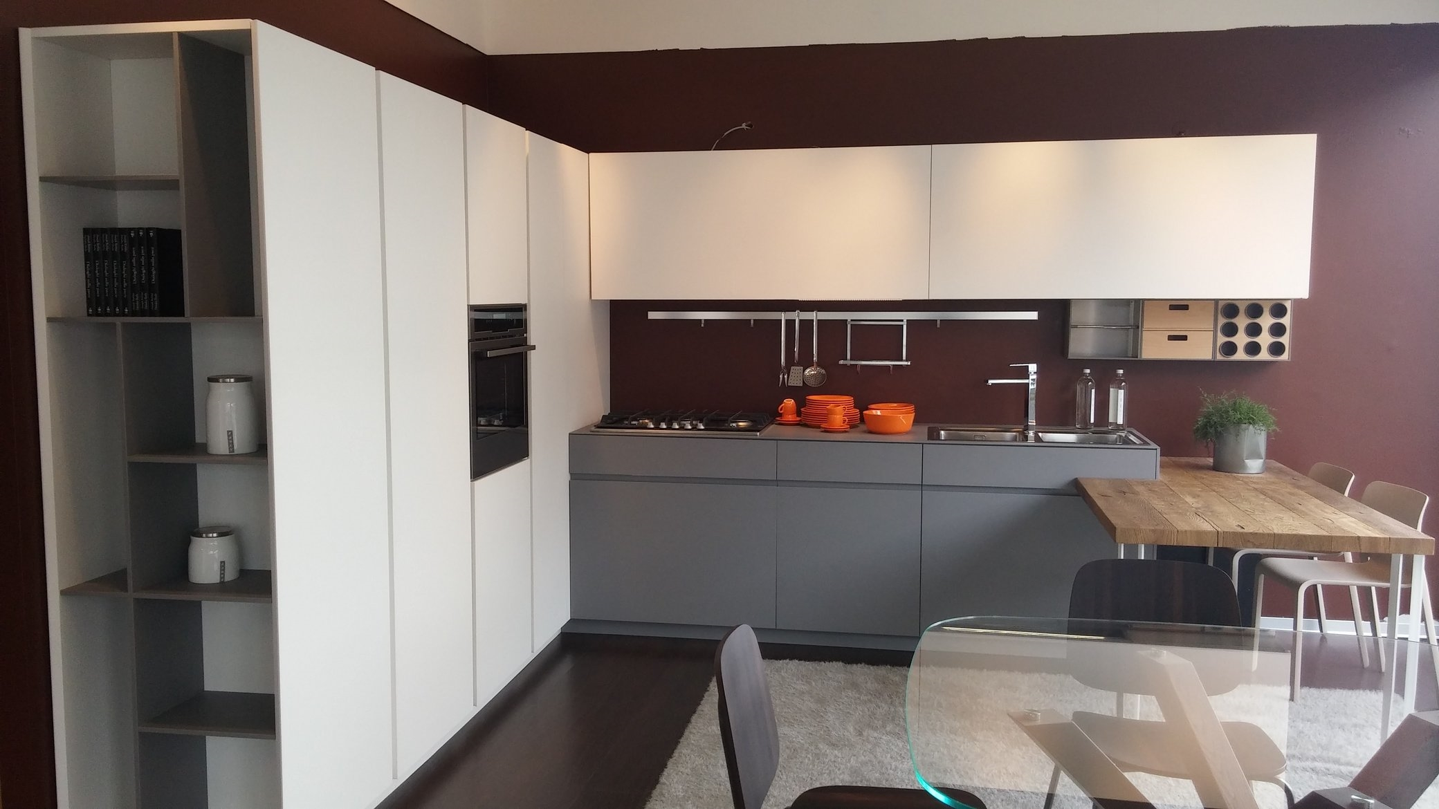 Cucine outlet lombardia perfect set sedie la marie with for Outlet arredamento milano e provincia
