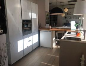 Cucina Spagnol  laccato opaco bianca