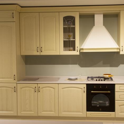 Cucina mobilturi cucine clelia scontato del 34 cucine - Cucine in legno chiaro ...