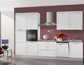 Cucina Mobilturi cucine Cucina mod.susy con ante telaio bianco scontata del 40% OFFERTA OUTLET