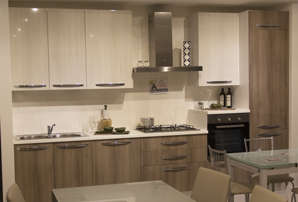 Cucina Mobilturi cucine Gaia scontato del -45 % - Cucine a prezzi ...