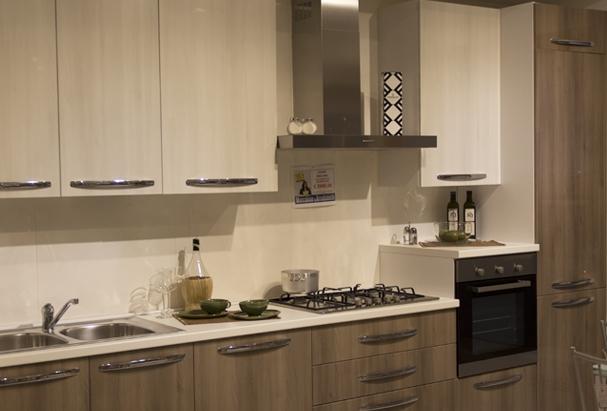 Cucina mobilturi cucine gaia scontato del 45 cucine a - Anta cucina laminato ...
