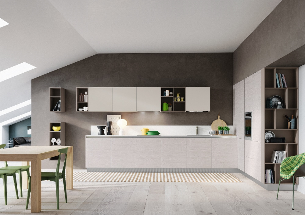 Stunning arredo cucina cloe di arredo scontato del with for Borgonovo arredamenti