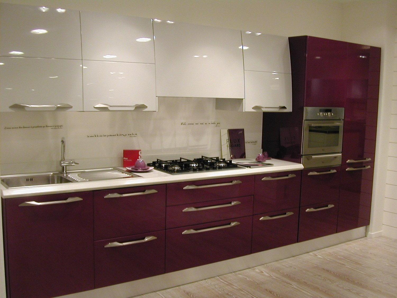 Cucina mod flux cucine a prezzi scontati - Prezzi scavolini cucine ...