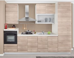 cucina mod Ketty scontata completa di elettrodomestici