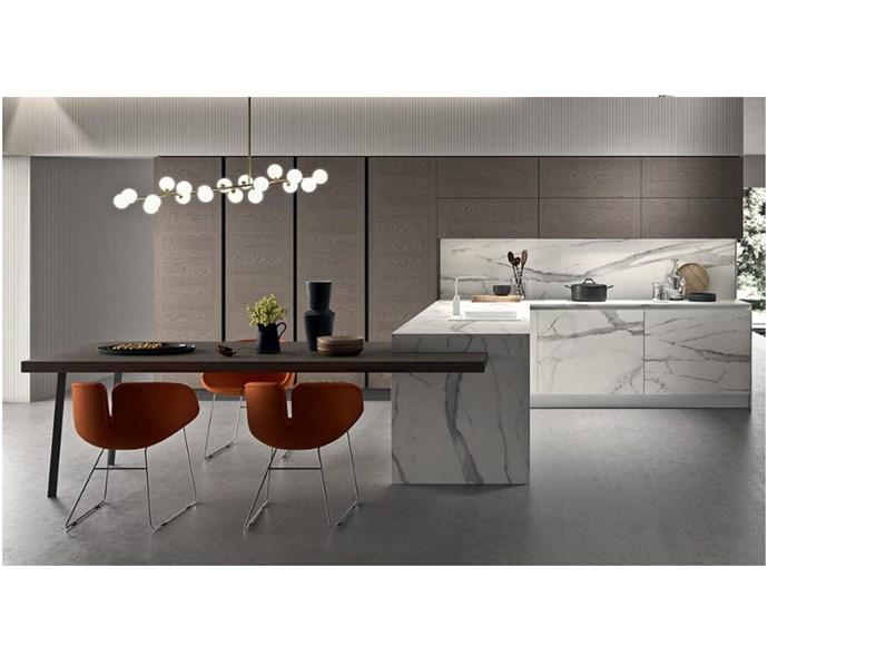Cucina Model Design Bianca Con Penisola Cucine Store