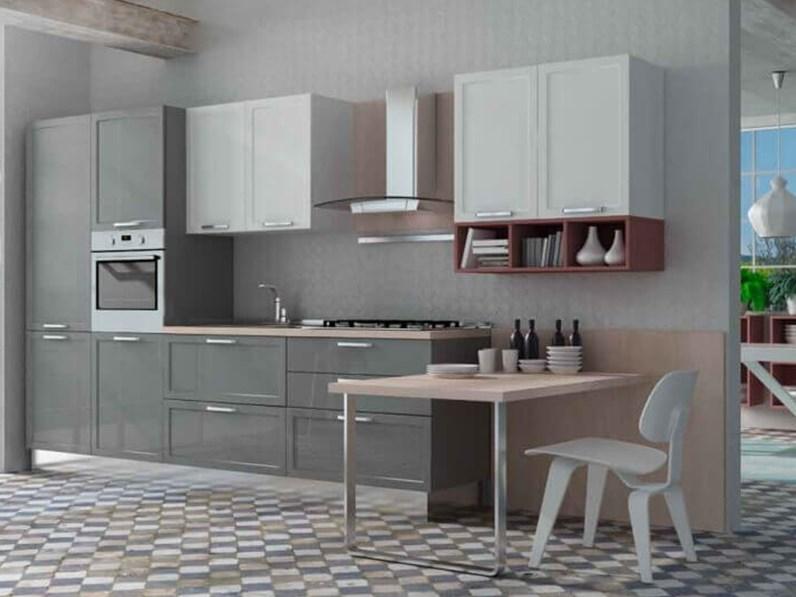 Cucina modello amalfi imab group prezzo scontato - Imab group cucine ...