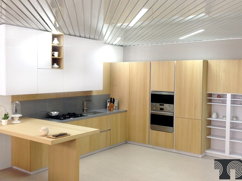 Cucina modello Area22 Dibiesse PREZZO SCONTATO