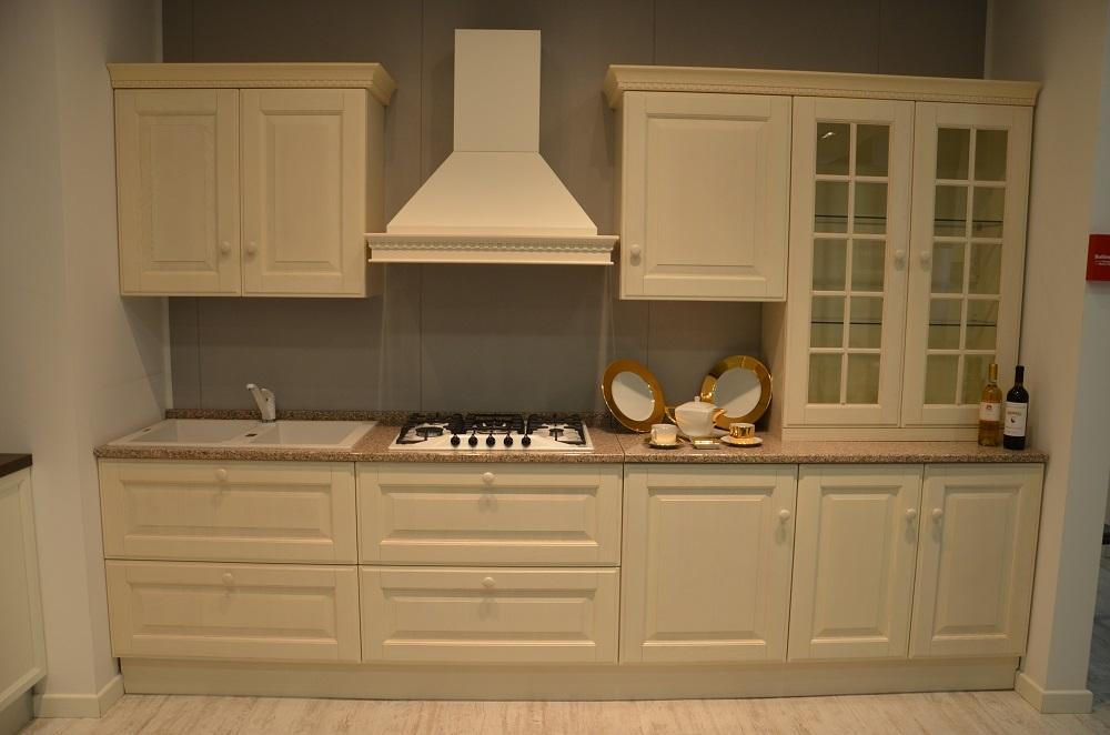 spesso Cucina Scavolini baltimora frassino bianco Legno -39% - Cucine a  PT85