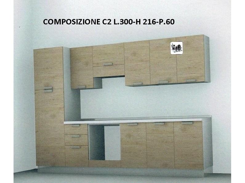 Cucina modello Capri Imab group scontatissima
