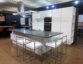 Cucina modello Crystal bianco Atra PREZZO SCONTATO